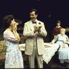 "Actors (L-R) Sophie Hayden, Boyd Gaines, Laura Esterman and Pat Carroll in a scene from the Roundabout Theater Co.'s production of the play ""The Show-Off"" (New York)"