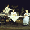"""Actors (L-R) Richard Woods, Boyd Gaines, Tim DeKay and Pat Carroll in a scene from the Roundabout Theater Co.'s production of the play """"The Show-Off"""" (New York)"""