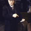 """Actor Eli Wallach in a scene from the Roundabout Theater Co.'s production of the play """"The Price """" (New York)"""