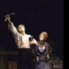 "Actors Beth Fowler & Bob Gunton in a scene fr. the Circle in the Square production of the musical ""Sweeney Todd."" (New York)"