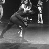 """New York City Ballet production of """"Orpheus"""" with Allegra Kent and Nicholas Magallanes, choreography by George Balanchine (New York)"""