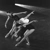 "New York City Ballet production of ""Agon"" with Barbara Milberg, Edward Villella and Barbara Walczak, choreography by George Balanchine (New York)"