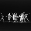 """New York City Ballet production of """"Allegro Brillante"""" with Nicholas Magallanes, choreography by George Balanchine (New York)"""