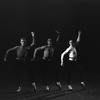 "New York City Ballet production of ""Interplay"" with Richard Rapp, Arthur Mitchell and Edward Villella, choreography by Jerome Robbins (New York)"