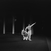 """New York City Ballet production of """"The Unicorn, the Gorgon and the Manticore"""" with Arthur Mitchell as the Unicorn, choreography by John Butler (New York)"""