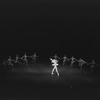 "New York City Ballet production of ""Fanfare"" with Gloria Govrin, choreography by Jerome Robbins (New York)"