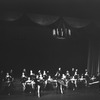 "New York City Ballet production of ""Bouree Fantasque"", choreography by George Balanchine (New York)"