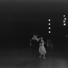 """New York City Ballet production of """"Waltz Scherzo"""" Jacques d'Amboise and Allegra Kent, choreography by George Balanchine (New York)"""