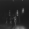 """New York City Ballet production of """"Bourree Fantasque"""" with Roy Tobias and Patricia Wilde, choreography by George Balanchine (New York)"""