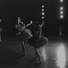 """New York City Ballet production of """"Variations from Don Sebastian"""", choreography by George Balanchine (New York)"""