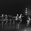 """New York City Ballet production of """"Variations from Don Sebastian"""" with Carol Sumner and Richard Rapp, choreography by George Balanchine (New York)"""