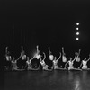 "New York City Ballet production of ""Monumentum pro Gesualdo"" with Diana Adams and Conrad Ludlow, choreography by George Balanchine (New York)"