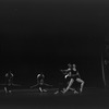 """New York City Ballet production of """"Episodes"""" with Violette Verdy and Jonathan Watts, choreography by George Balanchine (New York)"""