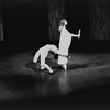 "New York City Ballet production of ""Night Shadow"" (from November 1960 called ""La Sonnambula"") with Violette Verdy and Nicholas Magallanes, choreography by George Balanchine (New York)"