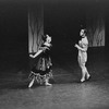 "New York City Ballet production of ""Night Shadow"" (from November 1960 called ""La Sonnambula"") with Jillana and Nicholas Magallanes, choreography by George Balanchine (New York)"