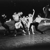 """New York City Ballet production of """"Creation of the World"""" (part of Jazz Concert), with Shaun O'Brien, Arthur Mitchell and Janet Reed, choreography by Todd Bolender (New York)"""