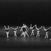 """New York City Ballet production of """"Concerto Barocco"""" with Allegra Kent and Melissa Hayden, choreography by George Balanchine (New York)"""