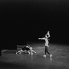"""New York City Ballet production of """"Concerto Barocco"""" with Nicholas Magallanes and Melissa Hayden, choreography by George Balanchine (New York)"""