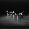 "New York City Ballet production of ""Concerto Barocco"" with Nicholas Magallanes and Melissa Hayden, choreography by George Balanchine (New York)"