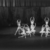 "New York City Ballet production of ""Divertimento No. 15"" with Michael Lland, Roy Tobias, Jillana, Susan Borree, Patricia Wilde, Jonathan Watts, Judith Green and Allegra Kent, choreography by George Balanchine (New York)"
