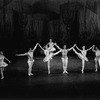 "New York City Ballet production of ""Divertimento No. 15"" with Michael Lland, Jillana, Jonathan Watts, Judith Green and Roy Tobias, choreography by George Balanchine (New York)"