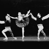 """New York City Ballet production of """"Variations from Don Sebastian"""", with Richard Rapp, Carol Sumner and William Weslow, choreography by George Balanchine (New York)"""