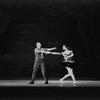 "New York City Ballet production of ""Variations from Don Sebastian"", George Balanchine rehearsing Melissa Hayden and Jonathan Watts, choreography by George Balanchine (New York)"