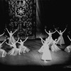 "New York City Ballet production of ""The Figure in the Carpet"" with Violette Verdy, choreography by George Balanchine (New York)"