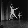 "New York City Ballet production of ""The Figure in the Carpet"" with Edward Villella, choreography by George Balanchine (New York)"