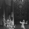 "New York City Ballet production of ""The Figure in the Carpet"" with Patricia McBride and Nicholas Magallanes, choreography by George Balanchine (New York)"