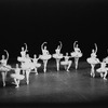 "New York City Ballet production of ""Theme and Variations"" (in ""Symphony in C"" costumes), choreography by George Balanchine (New York)"