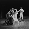 "New York City Ballet production of ""Con Amore"" with Bengt Anderson, William Weslow, Jillana and Roland Vazquez, choreography by Lew Christensen (New York)"