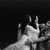 "New York City Ballet production of ""Night Shadow"" (later called ""La Sonnambula"") Allegra Kent and Erik Bruhn, choreography by George Balanchine (New York)"