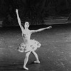 "New York City Ballet production of ""Divertimento No. 15"" with Allegra Kent, choreography by George Balanchine (New York)"