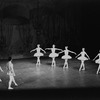 "New York City Ballet production of ""Divertimento No. 15"" with Susan Borree, Jillana, Melissa Hayden, Violette Verdy and Allegra Kent, choreography by George Balanchine (New York)"