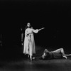 "New York City Ballet production of ""Night Shadow"" (later called ""La Sonnambula"") with Allegra Kent and Erik Bruhn, choreography by George Balanchine (New York)"