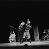 """New York City Ballet production of """"Night Shadow"""" (later called """"La Sonnambula"""") with Suki Schorer and William Weslow, choreography by George Balanchine (New York)"""