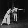 "New York City Ballet production of ""Con Amore"" with Jillana and Roland Vazquez, choreography by Lew Christensen (New York)"