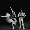 """New York City Ballet production of """"Con Amore"""" with Violette Verdy and Conrad Ludlow, choreography by Lew Christensen (New York)"""