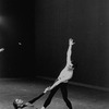 "New York City Ballet production of ""Interplay"" with Susan Borree and Kent Stowell, choreography by Jerome Robbins (New York)"
