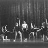 """New York City Ballet production of """"Episodes"""" with Melissa Hayden and Francisco Moncion, choreography by George Balanchine (New York)"""