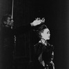 """New York City Ballet production of """"Episodes"""" with Martha Graham and Bertram Ross, choreography by Martha Graham (New York)"""