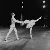 "New York City Ballet production of ""Divertimento No. 15"" with Allegra Kent and Jonathan Watts, choreography by George Balanchine (New York)"