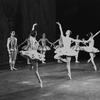 "New York City Ballet production of ""Divertimento No. 15"" with Allegra Kent, Patricia Wilde and Melissa Hayden, choreography by George Balanchine (New York)"