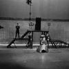 "New York City Ballet production of ""Episodes"" with Martha Graham, choreography by Martha Graham (New York)"
