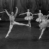 "New York City Ballet production of ""Divertimento No. 15"", with Violette Verdy and Jonathan Watts, choreography by George Balanchine (New York)"