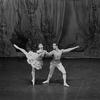 "New York City Ballet production of ""Divertimento No. 15"", with Patricia Wilde and Jonathan Watts, choreography by George Balanchine (New York)"