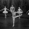 "New York City Ballet production of ""Divertimento No. 15"" with Richard Rapp, choreography by George Balanchine (New York)"