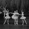 "New York City Ballet production of ""Divertimento No. 15"" with Carol Sumner, Patricia Wilde, Jonathan Watts and Violette Verdy, choreography by George Balanchine (New York)"