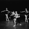 "New York City Ballet production of ""Episodes"" with Violette Verdy and Jonathan Watts, choreography by George Balanchine (New York)"
